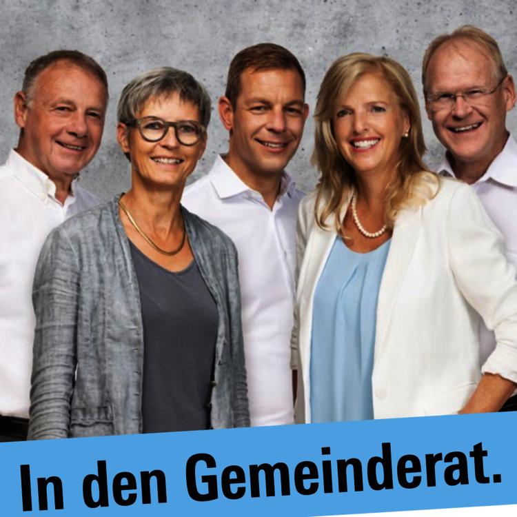 Wahlprospekt Gemeinderatswahlen, November 2019